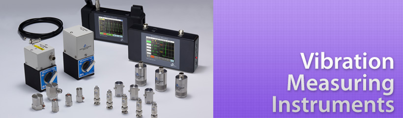 Vibration Measuring Instruments : Sigma electronics products vibration measuring instruments